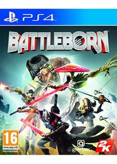 [PS4] Battleborn | £9.85 | Base
