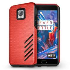 OnePlus 3 Grip-Pro Case by Orzly £9.95 (Prime) Sold by G-Hub and Fulfilled by Amazon.