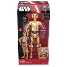 Star Wars Interactive C3PO - less than half price at £56.99 from Argos