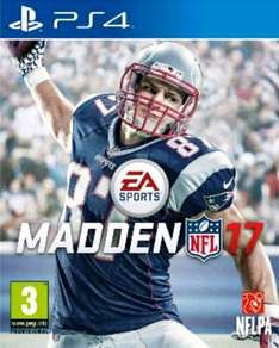 Madden NFL 17 PS4/Xbone Pre-order £37.76 @TGC