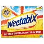 Weetabix 48x2 packs (96!) £5 at Morrisons