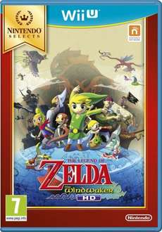 [Wii U] The Legend of Zelda: Wind Waker HD | £14.00 | Tesco Direct (Amazon Price Matched)