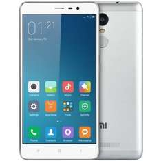Xiaomi Redmi Note 3 Pro 32GB ROM 4G Phablet SILVER 5.5 inch Android 5.1 Qualcomm Snapdragon 650 64bit Hexa Core 1.8GHz Fingerprint ID 3GB RAM 16.0MP + 5.0MP Cameras FHD Screen £138.01 Email Only Price @ Gearbest