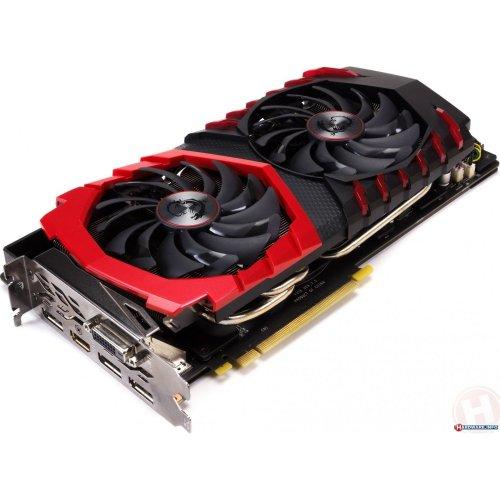 MSI GEFORCE GTX 1070 GAMING X 8G  £384.07 play-asia.com