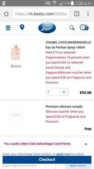 CHANEL COCO MADEMOISELLE  £65.79 Boots