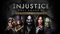 Injustice: Gods Among Us Ultimate Edition (Steam) £3.74 @ Bundle Stars