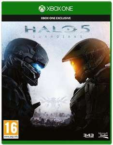 Halo 5 Xbox one £10.99 delivered at Student Computers