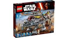 LEGO Star Wars Captain Rex's AT-TE 75157 £76.95 @ Argos