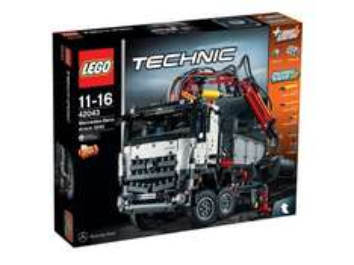 Lego Technic 42043 Mercedes-Benz Arocs 3245 Truck - £120.00 on Amazon
