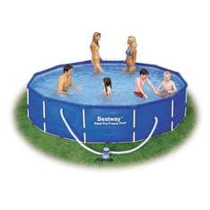 All pools at The Range now 1/2 Price , 10ft steel frame pool was £89.99 now £45.00