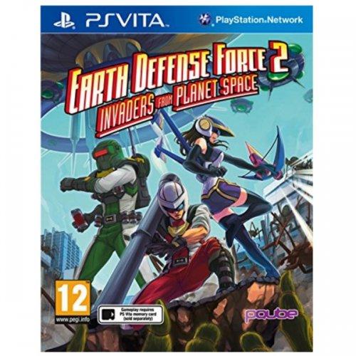 Earth Defense Force 2 (PS Vita) £11.99 @ 365games