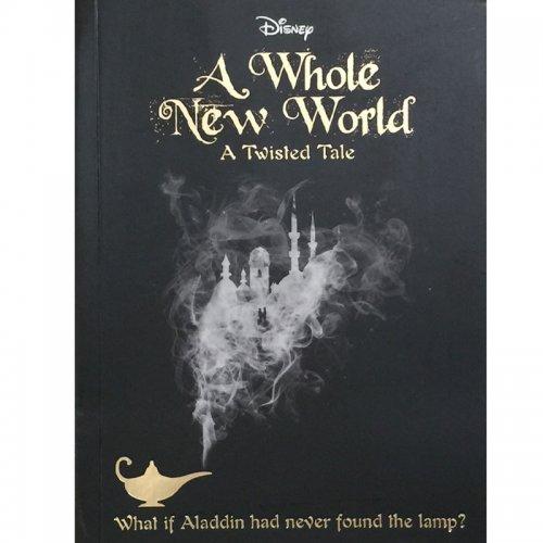 Disneys A Whole New World: A Twisted Tale £4.99 at HMV (£10+ Amazon etc)