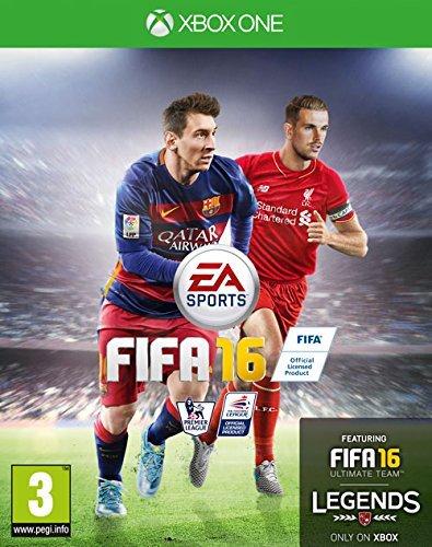 FIFA 16 (Xbox One) £11.95 Prime / £13.94 non prime  @ amazon