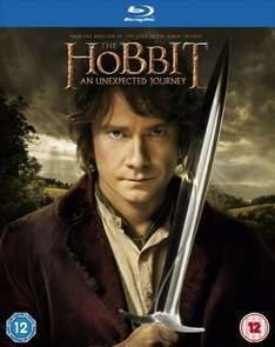 The Hobbit: An Unexpected Journey [Blu-Ray] - £2.48 (Prime) / £4.47 (Non-Prime) @ Amazon