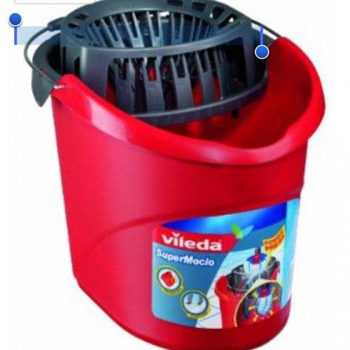 £3.00 Vileda SuperMocio Bucket and Wringer @ Amazon (Add On)