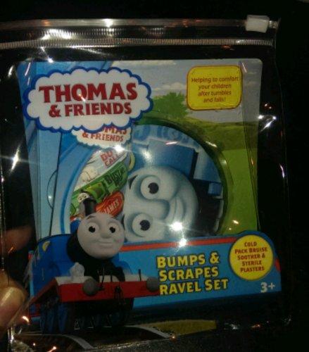 Thomas bumps and scrapes travel set 39p home bargains