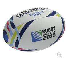 Rugby World Cup 2015 - Gilbert Rugby Ball Size 5 £15.99 @ Rugbystore