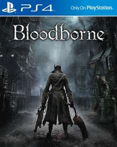 Used Bloodborne PS4 For £15 at CEX instore