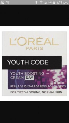 L'Oréal youth code day cream £2.50 @ Sainsburys
