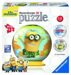 Ravensburger Minions 3D Puzzle (Add-on item) £4 @ Amazon