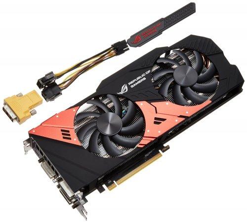 Asus Nvidia GeForce GTX 760x2 Mars Graphics Card (4GB, GDDR5) - 51% discount - Uk £197.99 @ Maplin / Amazon