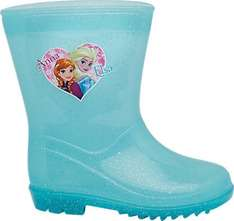 Beautiful Disney Frozen Wellies for your little princesses for only £3.24 (RRP £12.99) at Deichmann