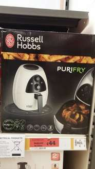 Russel Hobbs Purifry for £44 RTC @ Sainsbury's - Preston