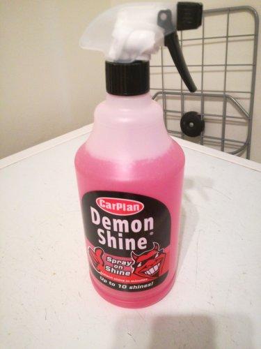 Demon Shine 1litre spray £2.00 @ B&M
