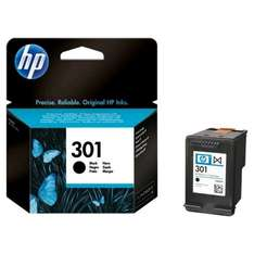 HP 301 ink cartridge £7 at tesco online and in store