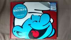 The World Of Smurfs - Hardback £4 (£5 with extra book) @ The Works