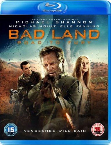 Bad Land: Road To Fury Blu-Ray £1 In Poundland