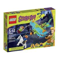 Lego scooby-doo set 75901 £10 (Asda)