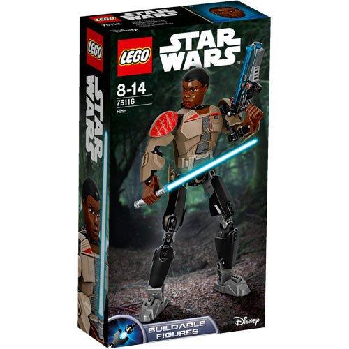 Lego Finn buildable figure £13.33 third off. Sainsburys