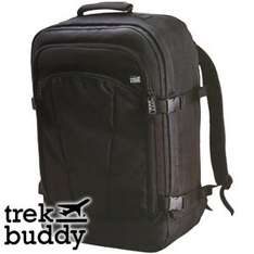 Trek buddy carry on luggage £9.99 delivered (was £24.99) from Homebargains