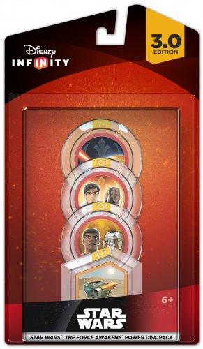 Star Wars Disney infinity power discs £1 at Tesco - Bramley Leeds