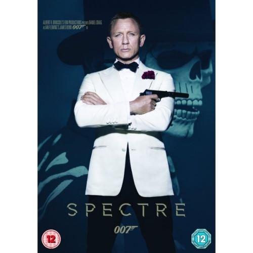 Spectre (Blu-ray) £6.99 delivered @ ebay / xbiteworld