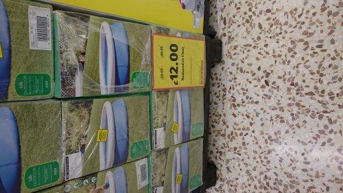 Tesco 8 foot paddling / swimming pool bargain instore
