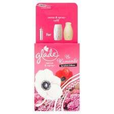 Glade Sense&Spray [Be Romantic/Be cool] and automatic be cool refils £1 @ Tesco
