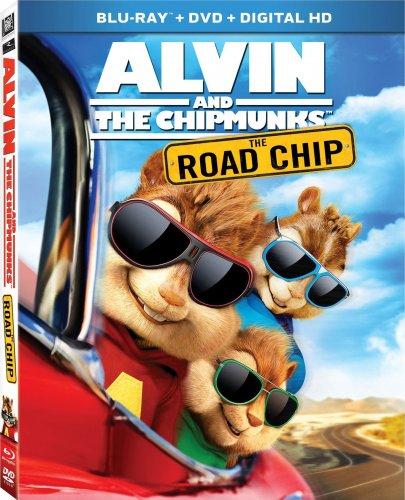 Alvin and the Chipmunks The Road Chip Blu-Ray £5.99 / I, Robot 3D Blu-ray £3.99 / Turbo 3D £5.99 @ xbiteworld via eBay