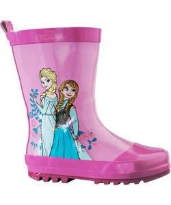 Girls frozen pink wellies £3.49 @ Argos