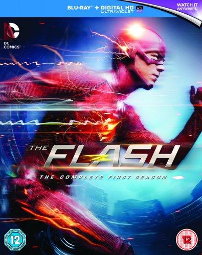 [Buy one, get one half price on selected DVD/Blu-Ray Boxsets] Gotham Season 1 £12.99/£14.99 & get Flash Season 1 £5.99/£7.49 @ Amazon