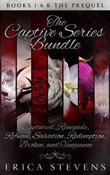 The Captive Series Bundle (Books 1-6 and the Prequel) Kindle Edition  99p Amazon