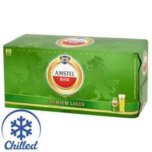 Amstel Bier Premium Lager £16 Morrisons