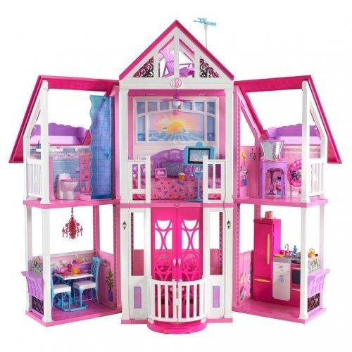 Malibu Barbie dream house £50 smyths toys - free c&c