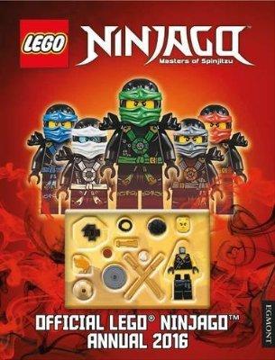 2016 ninjago annual with Cole minifig £1.99 prime / £4.98 non prime @ Amazon