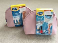 Scholl Diamond pedi set and nail care sets down to clearance price of £10 in Boots!