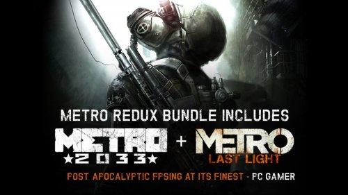 Metro Redux Bundle (PC) - £4.99 @ Bundle Stars [Steam key]