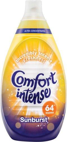Comfort Intense Fabric Conditioner Intense Passion / Intense Sky / Intense Sunburst (960ml = 64 Washes) was £4.88 now £2.50 (Rollback Deal) @ Asda