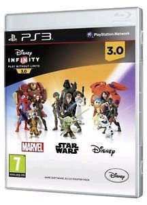 Look at this on eBay - Disney Infinity 3.0 PS3 £7.99 @ eBay / bargainshopuk-outlet