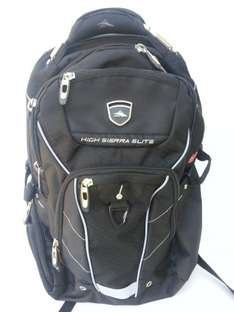High Sierra Business Backpack £25.78 - Costco Southampton